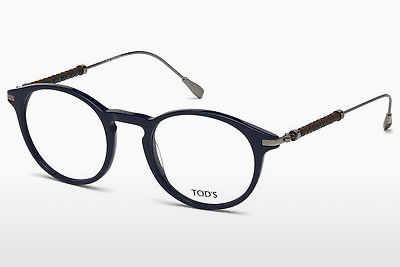 Eyewear Tod's TO5170 090 - Blue, Shiny