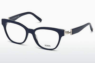 Eyewear Tod's TO5172 090 - Blue, Shiny