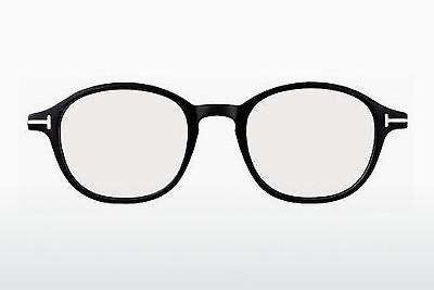 Eyewear Tom Ford FT5150 001 - Black, Shiny