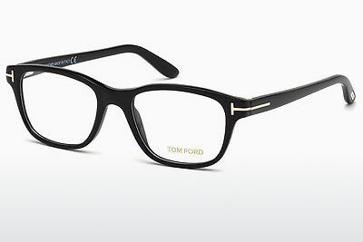 Eyewear Tom Ford FT5196 001 - Black, Shiny