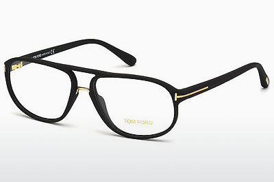 Eyewear Tom Ford FT5296 002 - Black, Matt