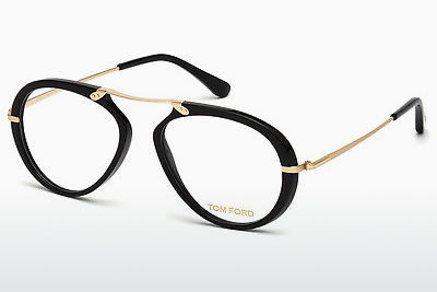 Eyewear Tom Ford FT5346 001 - Black, Shiny