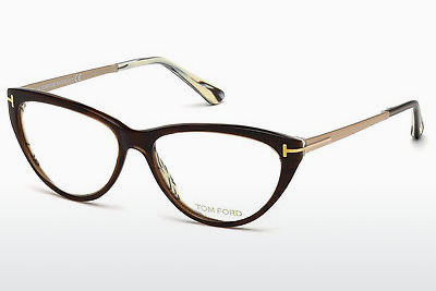 Eyewear Tom Ford FT5354 050 - Brown, Dark
