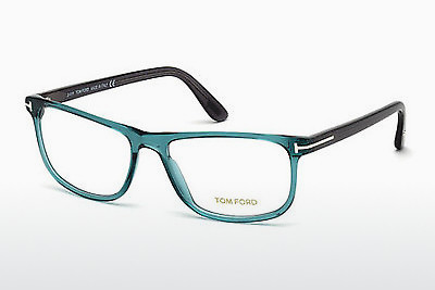 Eyewear Tom Ford FT5356 087 - Blue, Turquoise, Shiny