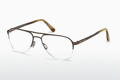 Eyewear Tom Ford FT5370 034 - Bronze, Bright, Shiny