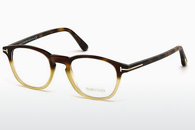 Eyewear Tom Ford FT5389 053 - Havanna, Yellow, Blond, Brown