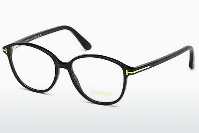 Eyewear Tom Ford FT5390 001 - Black, Shiny