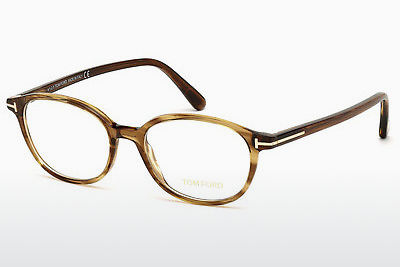 Eyewear Tom Ford FT5391 048 - Brown, Shiny