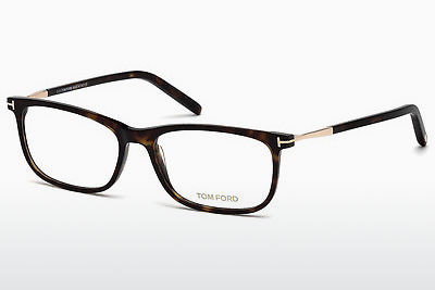 Eyewear Tom Ford FT5398 052 - Brown, Dark, Havana