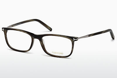 Eyewear Tom Ford FT5398 061 - Green, Horn