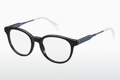 Eyewear Tommy Hilfiger TH 1349 JW9 - Black, Silver