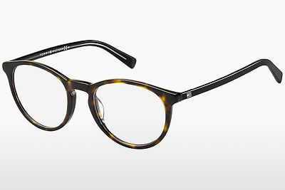 Eyewear Tommy Hilfiger TH 1451 9WZ - Black, Brown, Havanna