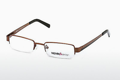 Eyewear Vienna Design UN334 03 - Red