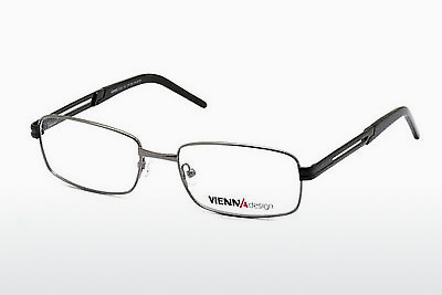 Eyewear Vienna Design UN352 01 - Grey, Gunmetal
