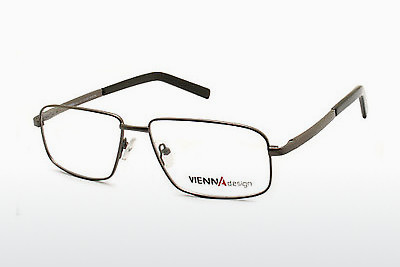 Eyewear Vienna Design UN419 02 - Grey, Gunmetal