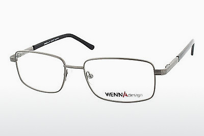 Eyewear Vienna Design UN480 02 - Grey, Gunmetal