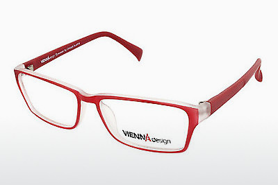 Eyewear Vienna Design UN501 10 - Red