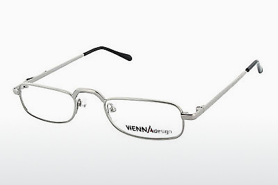 Eyewear Vienna Design UN509 02 - Grey, Gunmetal