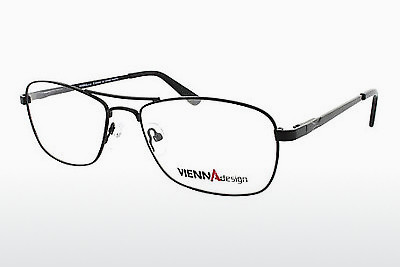 Eyewear Vienna Design UN537 03 - Black