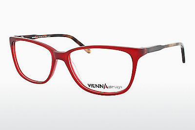 Eyewear Vienna Design UN550 03 - Red