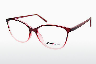 Eyewear Vienna Design UN593 02 - Red
