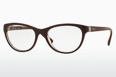 Eyewear Vogue VO2938B 2387 - Red, Bordeaux