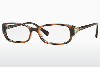 Eyewear Vogue VO5059B 1916 - Transparent, Brown, Havanna