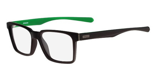 Dragon DR117 MARK 004 MATTE BLACK-GREEN