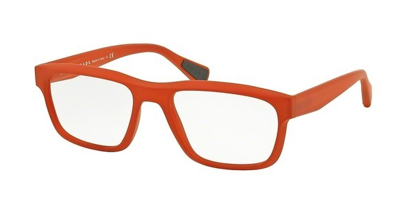 Prada Sport PS 07GV UFN1O1 ORANGE RUBBER