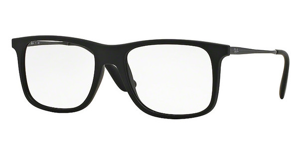 Ray-Ban RX7054 5364 RUBBER BLACK