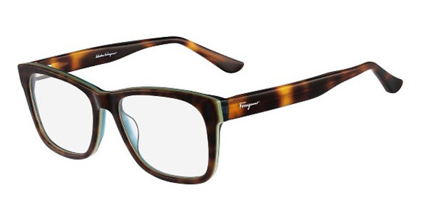Salvatore Ferragamo SF2693 220 TORTOISE/GREEN
