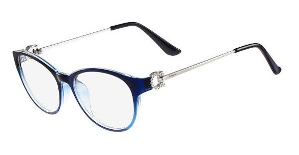 Salvatore Ferragamo SF2704R 401 BLUE GRADIENT