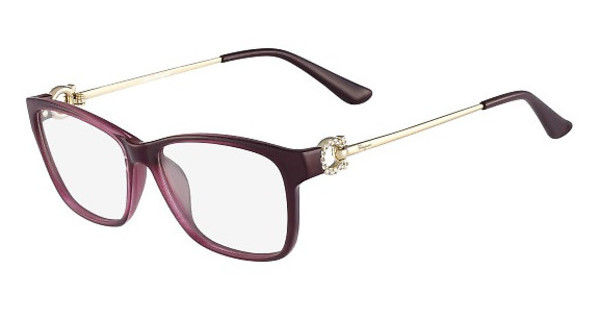 Salvatore Ferragamo SF2705R 525 CYCLAMINE