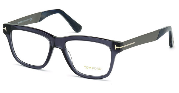 Tom Ford FT5372 090 blau glanz