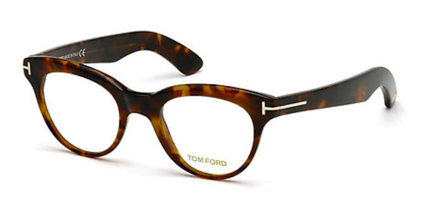 Tom Ford FT5378 052 havanna dunkel