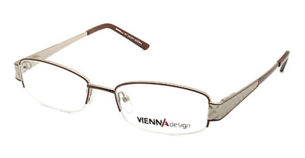 Vienna Design UN440 03 matt dark brown-matt silver