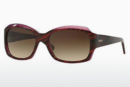 Ophthalmic Glasses DKNY DY4048 342413 - Purple, Brown, Havanna
