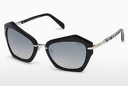 Ophthalmic Glasses Emilio Pucci EP0072 01B - Black, Shiny