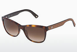 Ophthalmic Glasses Escada SES375 752X - Brown, Havanna