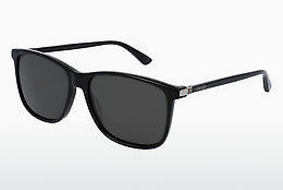 Ophthalmic Glasses Gucci GG0017S 001 - Black