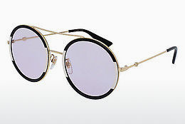 Ophthalmic Glasses Gucci GG0061S 006 - Gold