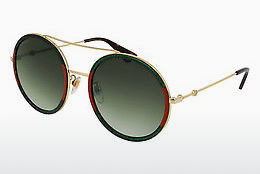 Ophthalmic Glasses Gucci GG0061S 008 - Gold