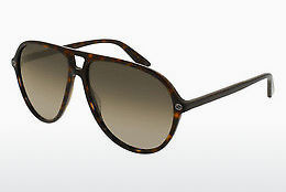 Ophthalmic Glasses Gucci GG0119S 002 - Brown, Havanna