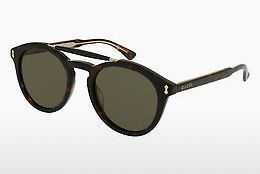 Ophthalmic Glasses Gucci GG0124S 002 - Brown, Havanna