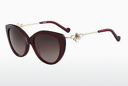 Ophthalmic Glasses Liu Jo LJ686SR 604 - Burgundy