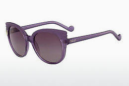 Ophthalmic Glasses Liu Jo LJ687SR 505 - Purple