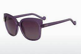 Ophthalmic Glasses Liu Jo LJ688SR 505 - Purple