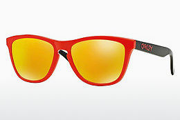 Ophthalmic Glasses Oakley FROGSKINS (OO9013 901334) - Red