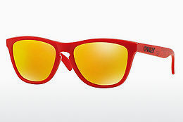 Ophthalmic Glasses Oakley FROGSKINS (OO9013 901348) - Red