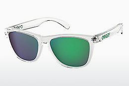 Ophthalmic Glasses Oakley FROGSKINS (OO9013 9013A3) - Transparent, White